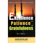 Excellence  Of  Patience  And  Gratefulness