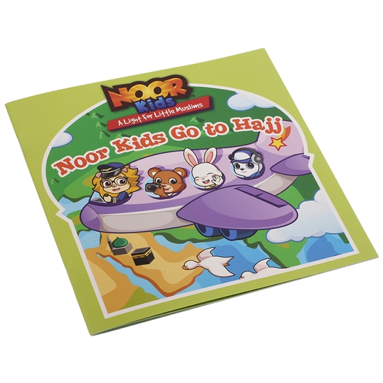 Noor Kids Go To Hajj - Islamic Book from Noor Kids