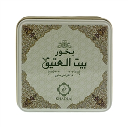 Oud soaked in essentials oils Bait Al Atheeq Bakhoor 15 incense tablets