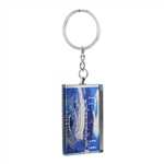 Picture of Masjid Al Haram Keychain with Mirror in the Back