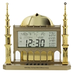 Islamic Prayer Azan Clock Alarm Qibla Direction