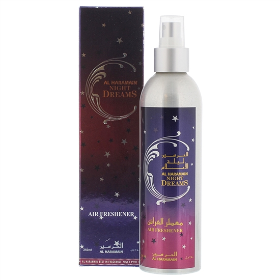Al-Haramain Night Dreams Air Freshener-250ml