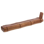 Incense Stick Burner With Storage Compartment
