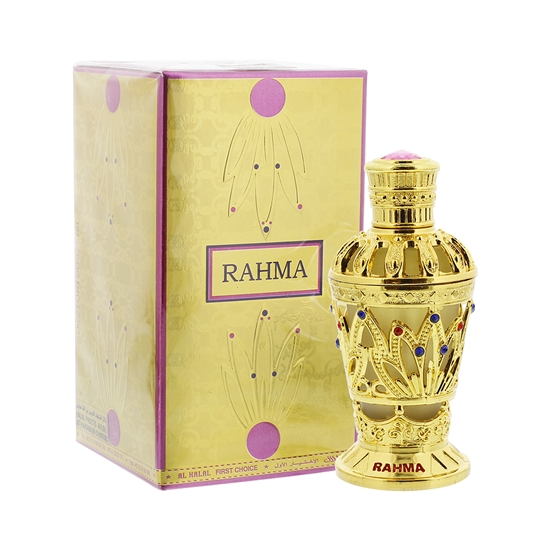 Rahma by Al Halal 20 ml Concentrated Oud Perfume Oil