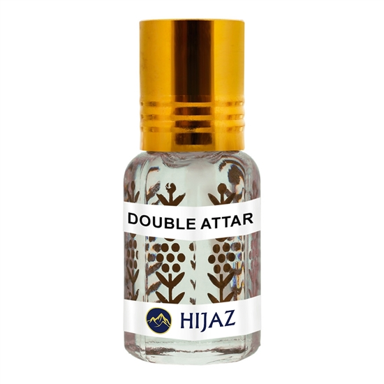 Double Attar Concentrated Oud Cologne Oil