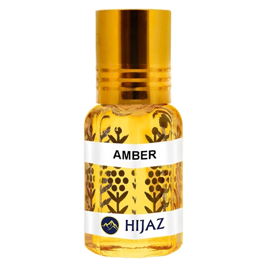 Amber Alcohol Free Scented Oil Attar