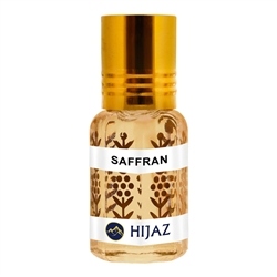 Saffran Alcohol Free Scented Oil Attar