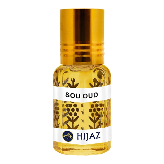 Sou Oud Concentrated Oud Cologne Oil