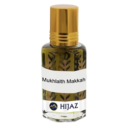 Mukhlalth Makkah Alcohol Free Scented Oil Attar