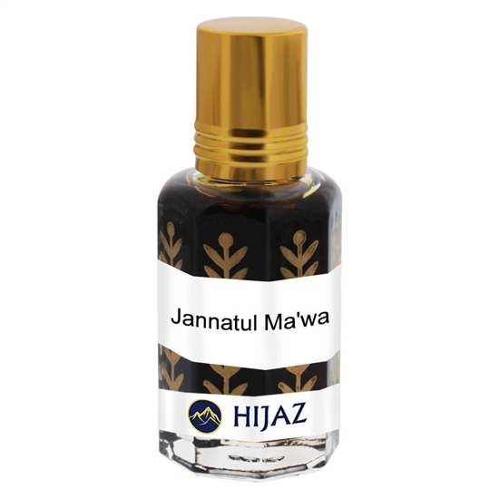 Jannatul Ma'wa Alcohol Free Scented Oil Attar - 1/3 OZ