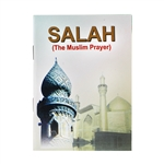 The Muslim prayer Salah Guide