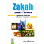 Zakah  According  To  Quran  And  Sunnah