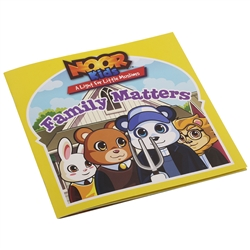 Family Matters - Islamic Book from Noor Kids