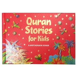 Quran Stories for Kids - Hard Cover