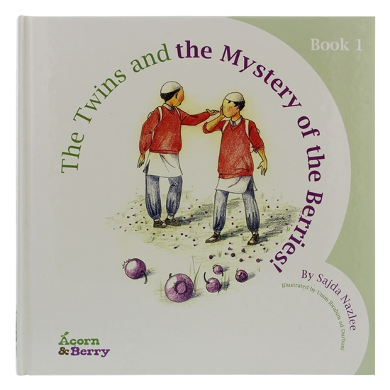 Twins and Mystery of the Berries By Sajda Nazlee