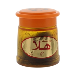 Scented Hala Bakhoor Incense Oud soaked in Essential oils