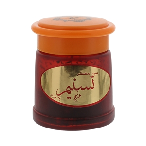 Scented Tasneem Bakhoor Incense Oud soaked in Essential oils