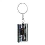 Picture of Mecca Masjid Keychain with Mirror in the Back