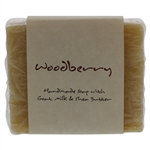 Woodberry Goat Milk Shea Butter Soap for Healthier Skin