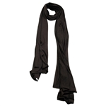 Chocolate Brown Lightweight Womens Scarf Hijab