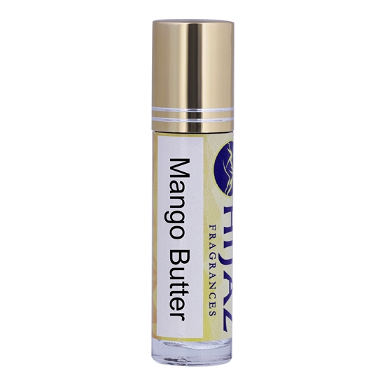 Mango Butter Alcohol Free Fragrance Perfume Scented Body Oil