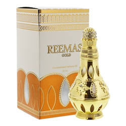 Reemas gold concentrated Perfume Oil -28ml