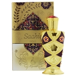 Saahir Gold concentrated Perfume Oil -18ml