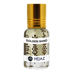 Golden Sand Concentrated Oud Cologne Oil