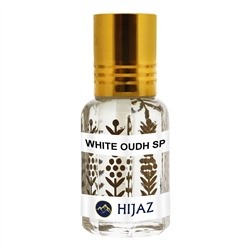 White Oud SP Alcohol Free Scented Oil