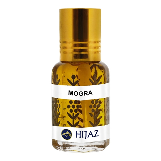 Mogra Alcohol Free Scented Oil Attar