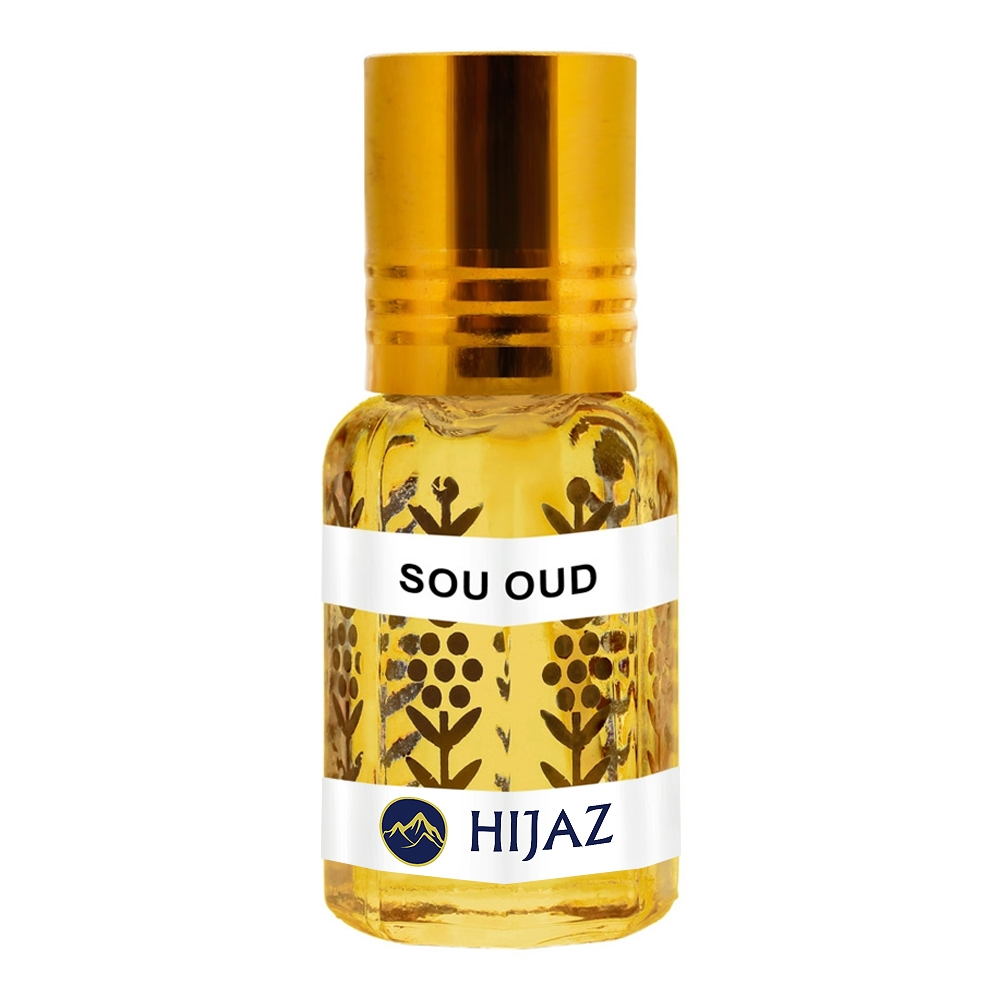 Sou Oud Alcohol Free Scented Oil Mp027 Muslim American