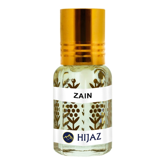 Zain Concentrated Oud Cologne Oil