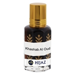 Khashab Al Oud Alcohol Free Scented Oil Attar
