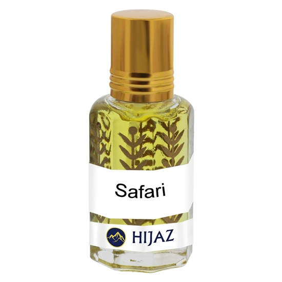 Safari Alcohol Free Scented Oil Attar