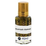 Mukhlalth Makkah Alcohol Free Scented Oil Attar - 1/3 OZ