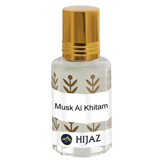 Musk Al Khitam Alcohol Free Scented Oil Attar