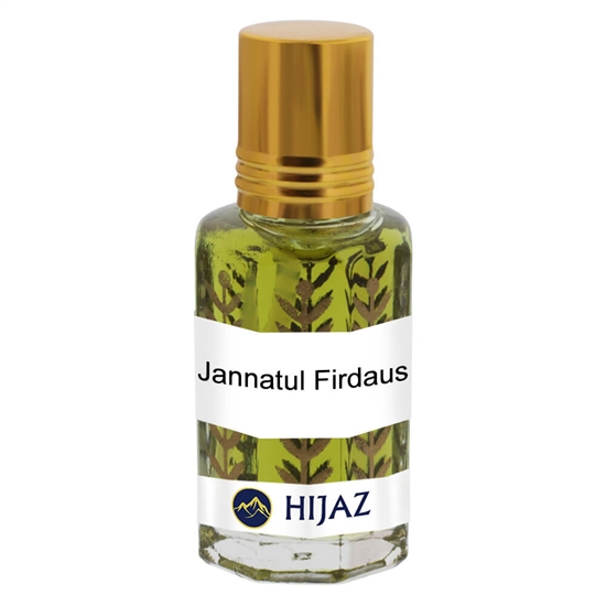 Jannatul Firdaus Alcohol Free Scented Oil Attar