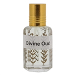 Hijaz Divine Oud Alcohol Free Unisex Fragrance Oil