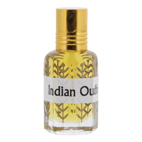 Indian Oudh Fragrance Perfume Oil Alcohol Free Woody Scent