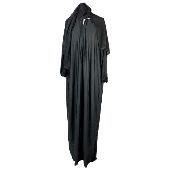 Black Women's Islamic Muslim Prayer Clothes