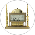 adhan azan alarm clocks